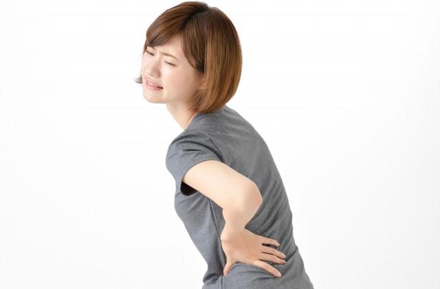 産後の腰痛の原因は